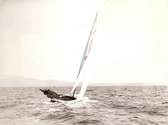 Летучий Голландец в свежий ветер