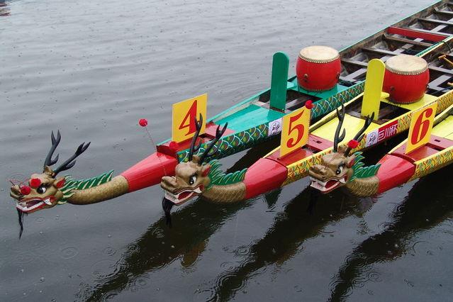 лодка дракон характеристика