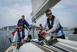 Китайскую регату второй год выигрывает экипаж яхт-клуба «Семь футов» из Владивостока