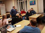 """Евгений Хромченко рассказал о прошедшем семинаре по обмеру для яхт класса """"Конрад 25 Р"""""""