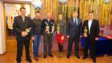 Департамент по спорту Приморского края наградил спортсменов и тренеров, показавших наилучшие результаты в 2017 году