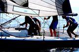 Объявление для участников гонок на яхтах класса Platu 25