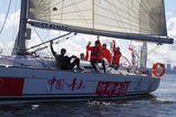Портовые гонки регаты Far East Cup: победа Seven Feet Teem