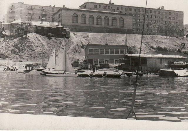 Яхт клуб двиму 70 е годы