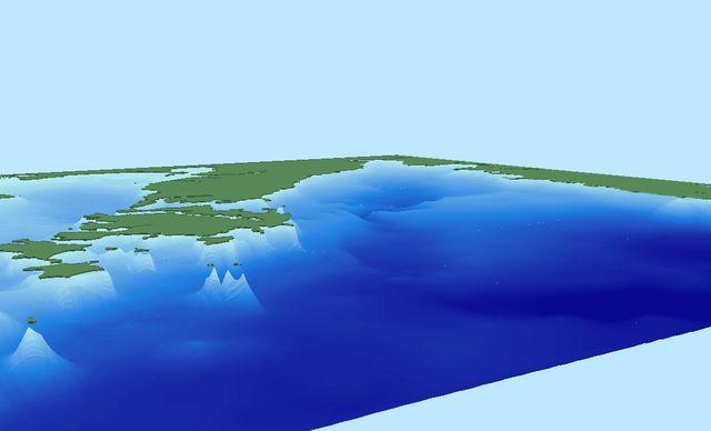 Глубины уссурийского залива