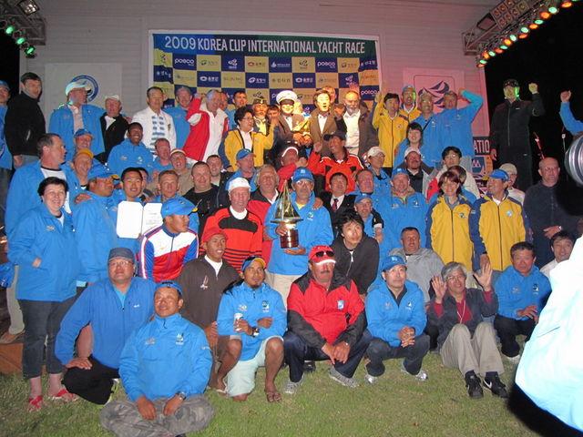 2009 Korea Cup International Yacht Race