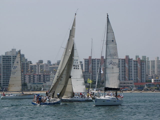 2009 Korea Cup International Yacht Race