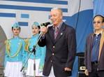 Парад участников Дальневосточной регаты парусников на Набережной Цесаревича