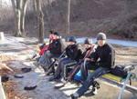 Зимний учебно тренировочный сбор воспитанников ДЮПШ яхт-клуба