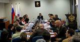 Заседание Президиума ВФПС