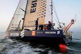 Volvo Ocean Race 2008-09 – На пятом этапе теперь пять команд