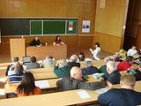 Изменение в расписании семинаров
