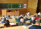 Первое заседание переизбранного Президиума