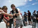 Алексей Волошенко занял 26 место из 40 на регате в Новой Зеландии.