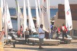 Сборная по парусному спорту Приморского края успешно прошла обмер и регистрацию