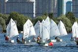 Юные приморские яхтсмены участвуют в 13-ой Международной юношеской регате по парусному спорту