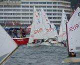 Юные яхтсмены закрыли парусный сезон