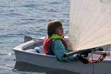 Юные Владивостокские яхтсмены закрыли парусный сезон
