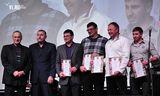 Лучшие спортсмены и тренеры Приморья получили награды