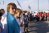 Командные гонки среди юношеских классов в Таганроге