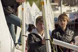 """Внимание спортсменам парусной секции яхт-клуба """"Семь футов""""!"""