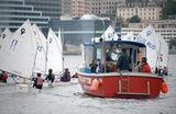Тренировочный лагерь для юных яхтсменов