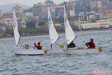 Юные яхтсмены Приморья открыли сезон