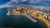 Во Владивостоке состоялось открытие Гранд-финала Кубка Наций ISAF