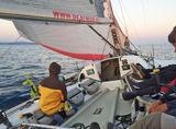 «50 сек» с яхты Кураж