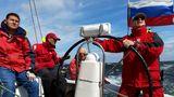 Яхтсмены ушли в заключительную гонку №4 «Мыс Гамова» (очередная №5) КЗПВ-2015