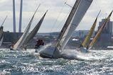 Яхты преодолели заключительную гонку «Мыс Гамова» в рекордное время