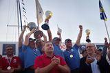 Во Владивостоке состоялось закрытие 28-й Всероссийской парусной регаты «Кубок залива Петра Великого-2015» -Чемпионата России в классе «Конрад25Р»