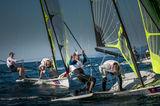 Приморские яхтсмены приняли участие в Чемпионате России в олимпийских классах яхт