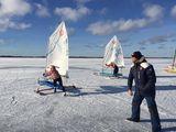 Результаты первого гоночного дня Первенства мира по буерному спорту среди юниоров в Эстонии