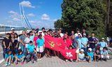 Наши воспитанники успешно представили Россию на Международном юниорском парусном фестивале в Токио