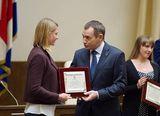 Спортсменку и тренеров Федерации парусного спорта Приморского края наградили за выдающиеся спортивные достижения