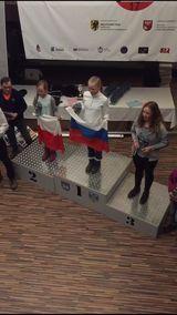 """Воспитанница яхт-клуба """"Семь футов"""" стала победительницей Первенства мира по буерному спорту"""