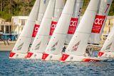 """1 этап Национальной парусной Лиги, Сочи: яхт-клуб """"Семь футов"""" на 5-м месте"""