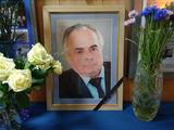 Информация по прощанию с Рудольфом Гарриевичем Любаровым