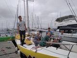 """Юные яхтсмены клуба """"Семь футов"""" отправляются в трехдневный поход на крейсерских яхтах"""