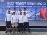 "Сборная команда яхт-клуба ""Семь футов"" вылетает на Far East Cup 2017"