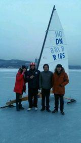 Федерация парусного спорта Приморья поделилась опытом в развитии буерного спорта с коллегами из Кореи