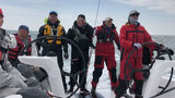 Победителем 1-го этапа Восточно-Азиатского парусного чемпионата ORC в Корее стал экипаж Михаила Ермакова