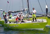Завтра, 23 июня, яхты уходят в двухдневную 50-мильную гонку