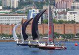 Во Владивостоке стартовал парусный фестиваль «Кубок Семь футов»