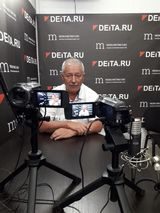 """Интервью Командора """"Семь футов"""" Михаила Ермакова на радио """"Медиаметрикс-Владивосток"""""""