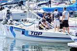 """Яхт-клуб """"Семь футов"""" провел парусную гонку для основного состава ХК """"Адмирал"""""""
