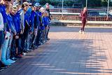 Сегодня начались детские гонки в рамках Дальневосточной регаты учебных парусников
