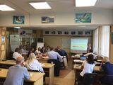 В яхт-клубе «Семь футов» состоялось выездное заседание президиума ВФПС