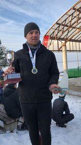 Впервые спортсмен из Владивостока стал призером Первенства Мира по буерному спорту